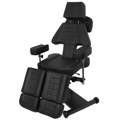 Tatto chair PRO 3603B BLACK