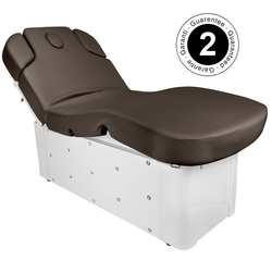 Wellness beauty bed SPA ACRYLIC AZZURRO KRYSTAL BROWN