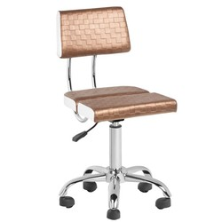 GABBIANO STOOL ESSEN / TURIN BROWN - BEIGE