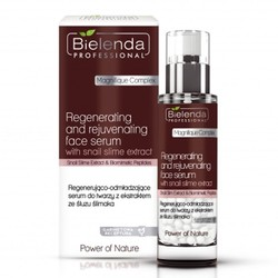 Bielenda Regenerating - Rejuvenating Serum for the face with sna