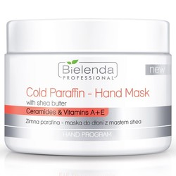 cold paraffin hand mask