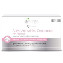 Bielenda set of active peptides with anti concentrates 10x3ml
