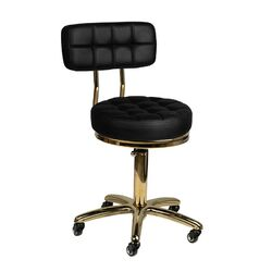 Stool Gold AM-961