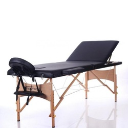Item R1515150 Massage Table Classic-3 black
