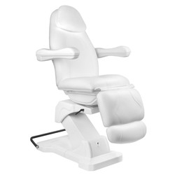 Electrically rotatable treatment chair BASIC 161