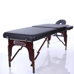 Item R1515400 Massage table VIP-2 Black
